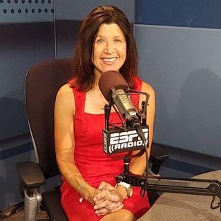 We Talk To ESPN Radio's Christine Lisi; Dan Le Batard Show, Dick Schaap, & Her Cooking Site & Show!