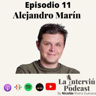 Alejandro Marín: Una voz confiable en la música
