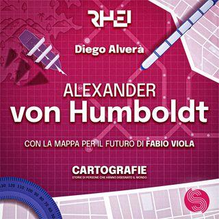 La biografia di Alexander von Humboldt