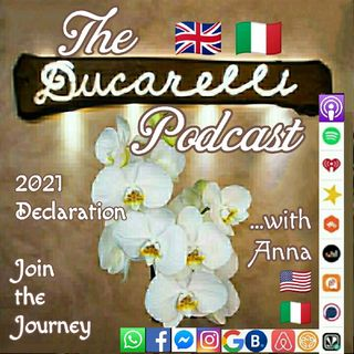 Declaration 2021 Join The Journey The Ducarelli Podcast AAA