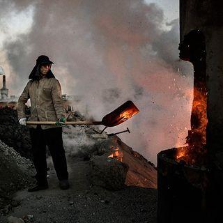 La Cina continua a puntare sul carbone