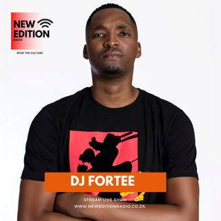 The Austin Hour EP3 - Guest mix by  DJ Fortee x Mr. Mercedes