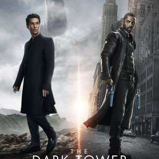 Podcast Review:  The Dark Tower (Spoilers!)