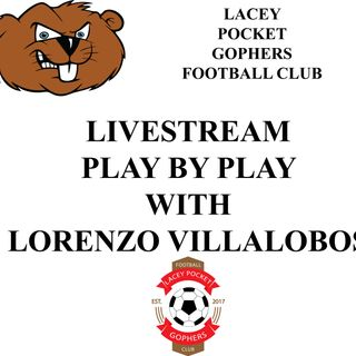 Lacey Pocket Gophers Livestreams