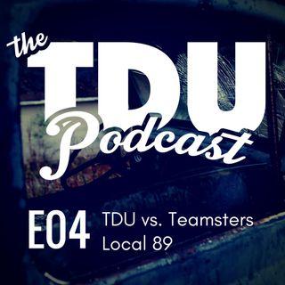 E04 TDU vs. Local 89