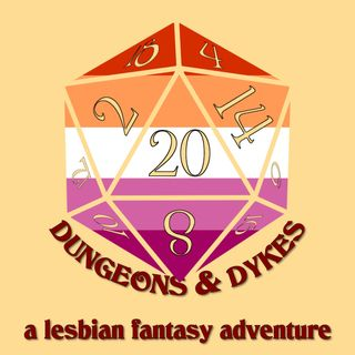 Dungeons & Dykes #13: The Looking Glass