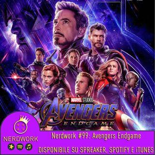 Nerdwork #099 - Avengers: Endgame
