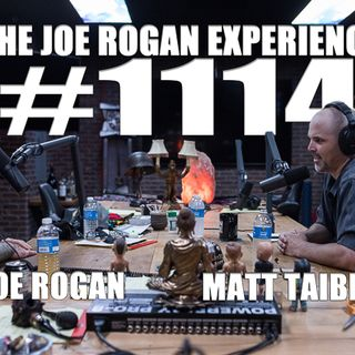 #1114 - Matt Taibbi