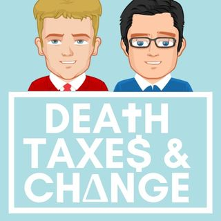 The Death, Taxes & Change Podcast #7 - Roman Cabanac & Kanthan Pillay (ZACP)