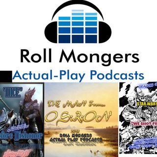 Roll Mongers Podcast Network