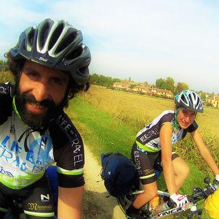 [OUTTAKES] Un cattivo rapporto con le bici. Aneddoto di Cristiano, con Leo e Vero di Life in Travel