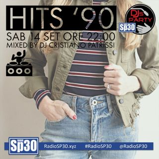#djsparty - HITS'90 - Mixed By Dj Cristiano Patrissi