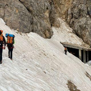 Recuperate sul Pasubio tre ragazze veronesi bloccate dalla neve. Ennesimo appello alla prudenza