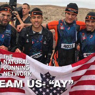 "Worlds Toughest Mudder Recap with Team US-""AY"