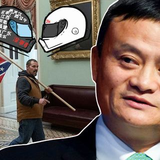 China Reacts to Capitol Chaos - Why Jack Ma Disappeared - Episode #43