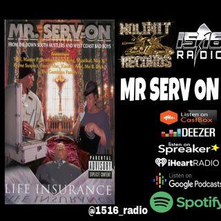 Mr Serv On Live on 1516 Radio