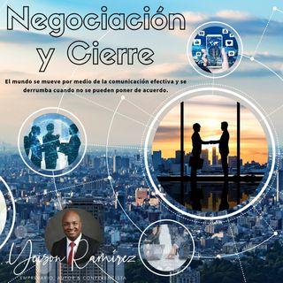 Cierre y Negociación YR  parte 1-2 PODCAST