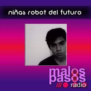 Niñas robot del futuro