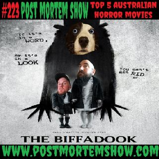 e223 - Kangaroo Fuck Pocket (Top 5 Australian Horror Movies)