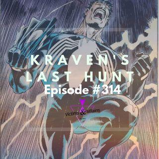 #314 I Kraven's Last Hunt (1987)