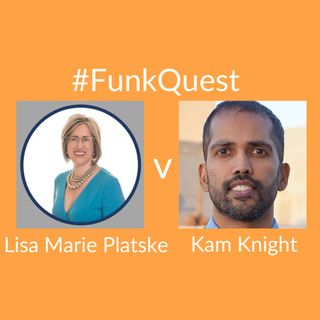 FunkQuest Season 2 Episode 4 Kam Knight  v Lisa Marie Platske