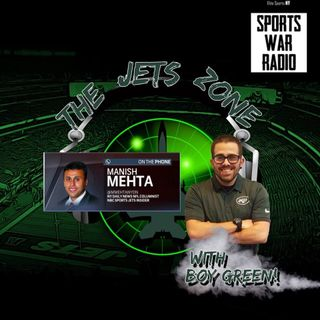 The Jets Zone: Manish Mehta Interview