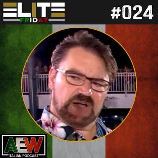 Elite Friday - Episodio 024