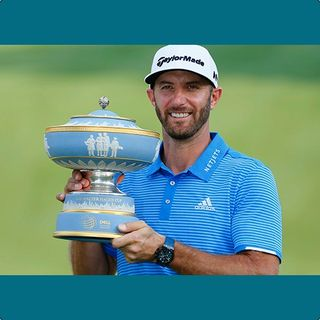 The Unbeatable Dustin Johnson