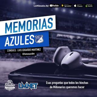 """13. Jorge Luis Pinto """" El que tenga sentimiento por Millonarios, tiene que acompañar a su momento de expresión que es el partido"""""""
