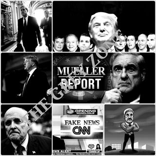 Episodio 50, The Mueller Report: From Russia with love