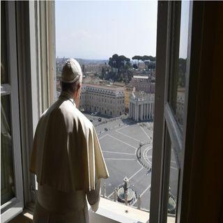 Rezar juntos contra el coronavirus, pide el Papa