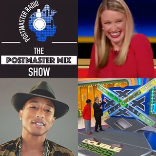 The Postmaster Mix presents: Major Win on Press Your Luck, music from Pharrell Williams, and more!
