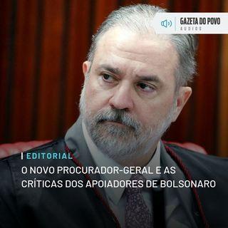 Editorial: O novo procurador-geral e as críticas dos apoiadores de Bolsonaro