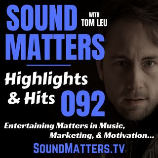 092: Highlights & Hits (Finding New Music & Guilty Pleasure Artists)
