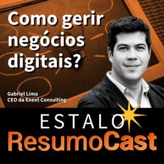 ESTALO | Como gerir negócios digitais