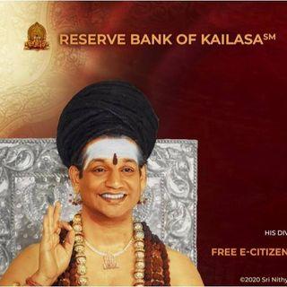 Hindu Reserve Bank of Kailasa is ready! HDH Nithyananda (192 kbps)