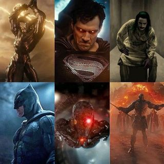 Zack Snyder's Justice League (FULL SPOILERS)!