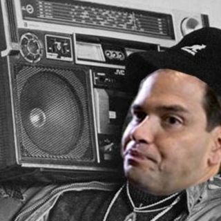 marco rubio the hip hop president