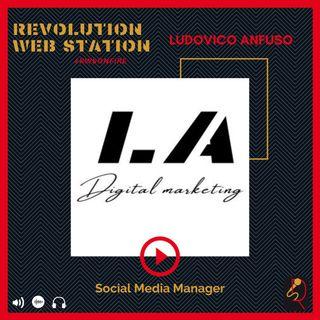 INTERVISTA LUDOVICO ANFUSO - SOCIAL MEDIA MANAGER