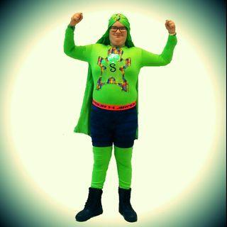 Bulli tremate arriva Capitan Spectrum il supereroe autistico
