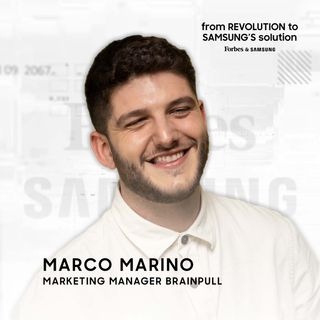 Ep.3 - Marco Marino, Marketing Manager di Brainpull/Pescaria