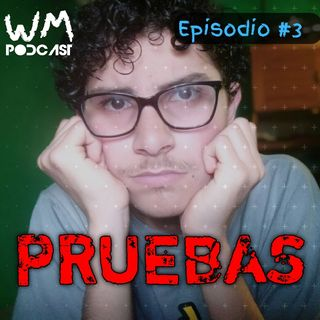 LAS PRUEBAS TE AYUDAN A AVANZAR! | WM Podcast | #3