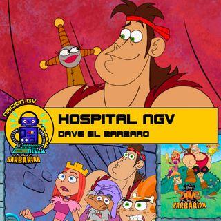Dave el barbaro - Review animacion | 20 de diciembre