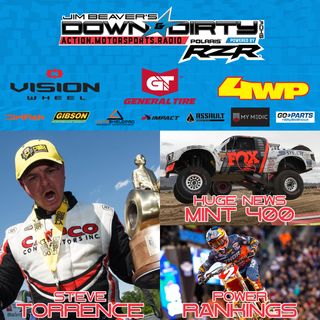 #383 – Steve Torrence, Power Rankings, & Off-Road News