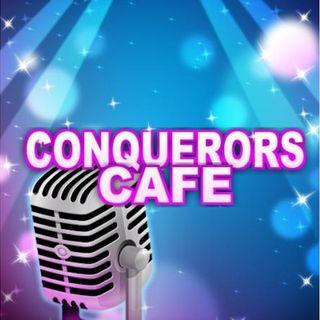 Conquerors Cafe Author Spotlight Featuring Author Okey Enyia