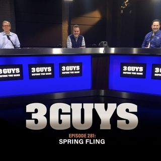Spring Fling with Tony Caridi, Brad Howe and Hoppy Kercheval
