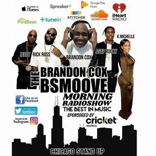 THE BRANDON COX MORNING SHOW LIVE