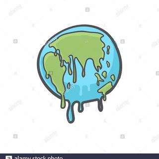 Conversation about Climate change being a real problem