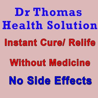 Cure/Relief Diseases in 1 Hour Without Medicine