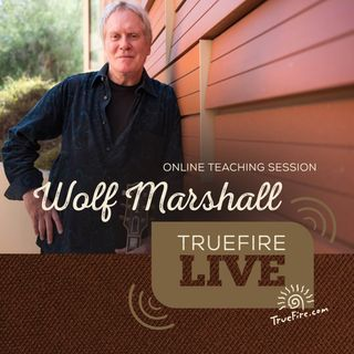 Wolf Marshall - Jazz Improv Guitar Lessons, Performance, & Interview